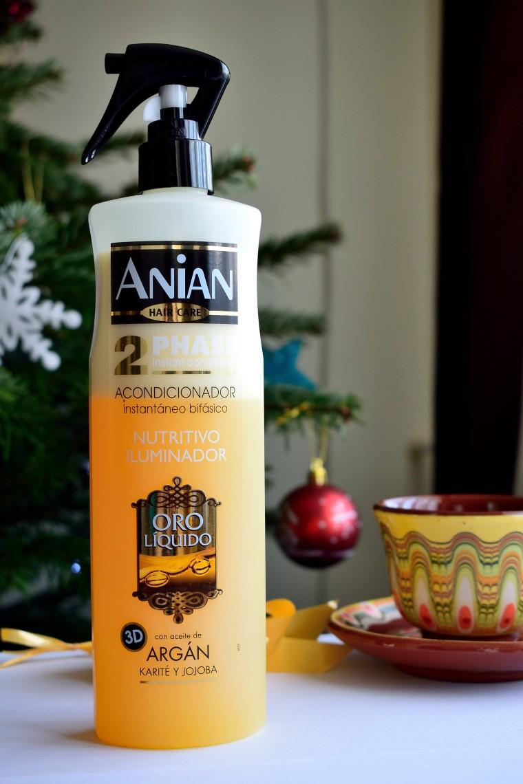 Review tratament bifazic Anian cu ulei de argan